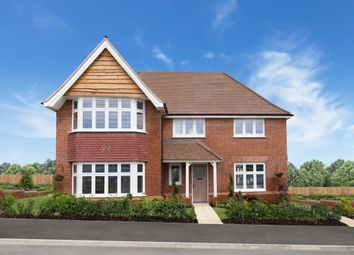 Thumbnail 4 bedroom detached house for sale in Haverhill Road, Little Wratting, Haverhill