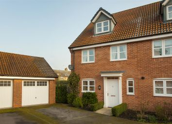 Thumbnail 4 bedroom semi-detached house for sale in Bakers Close, Cotgrave, Nottingham