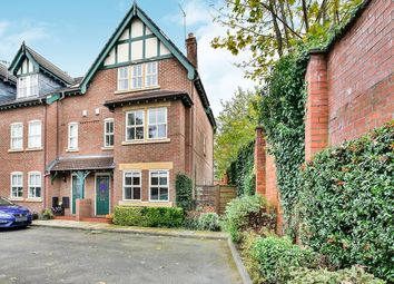 Thumbnail 4 bed semi-detached house to rent in Hawthorn Street, Wilmslow