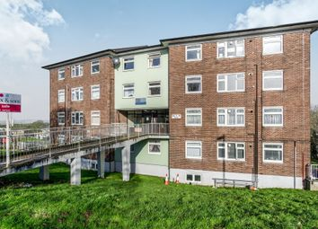 Thumbnail 2 bedroom flat for sale in Kinnaird Crescent, Plymouth
