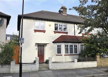 Thumbnail 3 bed semi-detached house for sale in Messaline Avenue, Acton, London