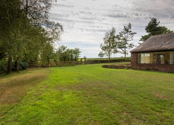 Thumbnail 5 bed detached bungalow for sale in Longburgh, Carlisle