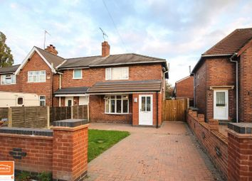 Thumbnail 3 bed terraced house to rent in Valley Road, Bloxwich, Walsall