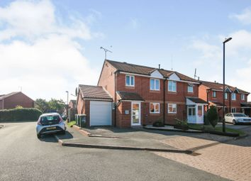 Thumbnail 4 bed semi-detached house for sale in Sharpley Court, Coventry
