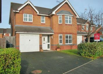 Thumbnail 4 bed detached house for sale in Millfield, Neston, Cheshire