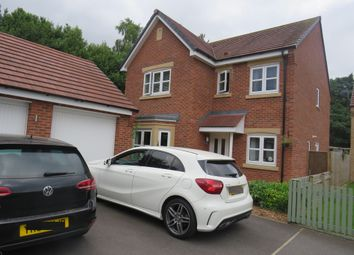 Thumbnail 4 bed detached house for sale in Regal Drive, Mansfield
