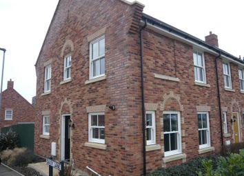 Thumbnail 3 bedroom end terrace house to rent in Daisy Lane, Downham Market