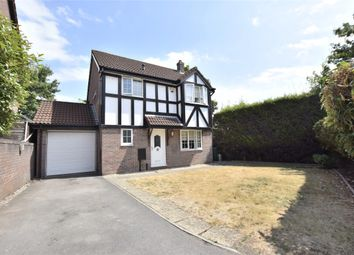 Thumbnail 3 bed detached house for sale in Tintern Close, Barrs Court