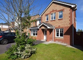 Thumbnail 4 bed detached house for sale in Wallace Gate, Bishopbriggs, Glasgow, East Dunbartonshire