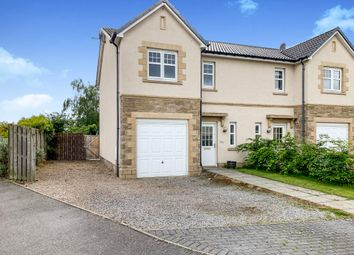 Thumbnail 3 bed semi-detached house for sale in Culduthel Mains Gardens, Culduthel, Inverness
