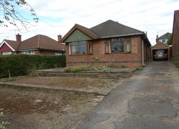 Thumbnail 2 bed detached bungalow to rent in Greythorn Drive, West Bridgford, Nottingham