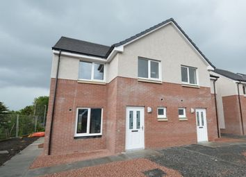 Thumbnail 3 bedroom semi-detached house for sale in Lorne Road, Larbert