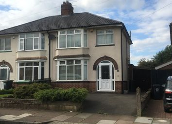Thumbnail 3 bed semi-detached house for sale in Avebury Avenue, Leicester