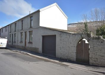 Thumbnail 2 bed end terrace house for sale in Glantaff Road, Troedyrhiw