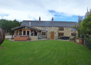 Thumbnail 5 bed farmhouse for sale in Mickley Lane, Stretton, Alfreton