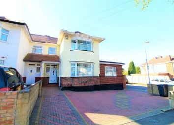 Thumbnail 5 bed semi-detached house for sale in Halfway Avenue, Luton