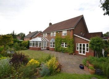 Thumbnail 4 bed detached house to rent in Quickthorns, Oadby, Leicester