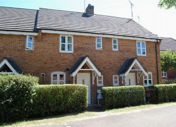 Thumbnail 2 bed terraced house to rent in Newbury Drive, Lang Farm, Daventry