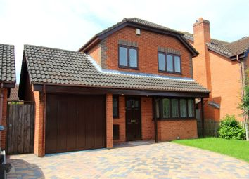 Thumbnail 4 bed detached house to rent in Kennett Gardens, Abbeymead, Gloucester