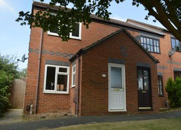 Thumbnail 2 bed end terrace house for sale in Harrington Square, Heighington, Lincoln