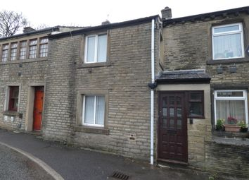 3 bed terraced house for sale in New Hey Road, Salendine Nook, Huddersfield HD3