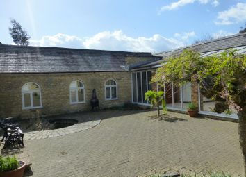 Thumbnail 4 bed barn conversion to rent in Blatherwycke Road, Bulwick, Corby