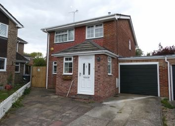 Thumbnail 3 bed property to rent in Selborne Close, Hook