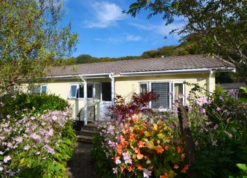 Thumbnail 3 bed detached bungalow for sale in Cosawes Park Homes, Perranarworthal, Truro