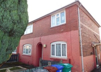 2 bed maisonette for sale in Platt Lane, Manchester, Greater Manchester M14