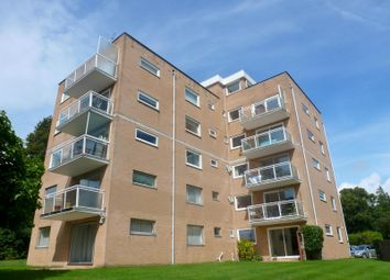 Thumbnail 2 bed flat to rent in Knoll Manor, St Valerie Road, Bournemouth