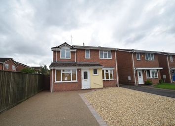 Thumbnail 6 bed detached house to rent in Ingestre Close, Newport
