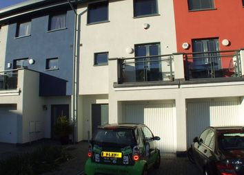 Thumbnail 4 bedroom town house for sale in St Margarets Court, Maritime Quarter, Swansea