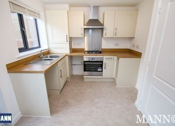 Thumbnail 3 bedroom semi-detached house to rent in Forrest Shaw, Castle Hill, Ebbsfleet Valley