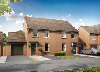 "Thumbnail 3 bed end terrace house for sale in ""Washford"" at Grove Road, Preston, Canterbury"