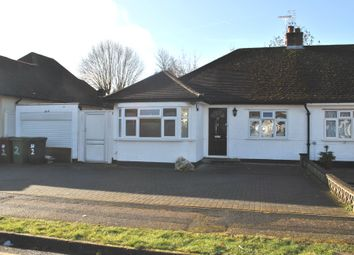 Thumbnail 3 bedroom semi-detached bungalow to rent in Fairacres Close, Potters Bar
