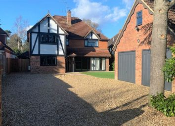 4 bed detached house for sale in Ambleside Road, Lightwater, Surrey GU18