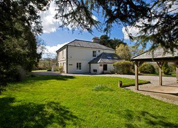 Thumbnail 7 bed detached house for sale in Tremadart Road, Duloe, Liskeard