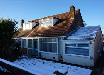 Thumbnail 2 bedroom semi-detached house for sale in Links Road, Harwood