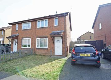 Thumbnail 3 bed property for sale in Windermere Drive, Wellingborough