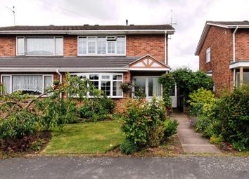 Thumbnail 2 bed semi-detached house for sale in The Close, Tutbury