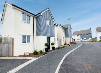 Thumbnail 3 bed detached house for sale in Kaolin Heights, Scredda, St Austell, Cornwall