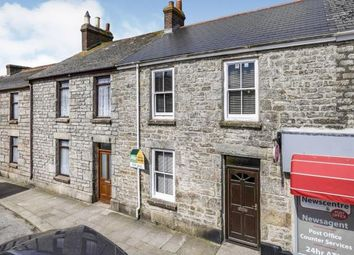 Thumbnail 4 bedroom terraced house for sale in St Just, Penzance, Cornwall