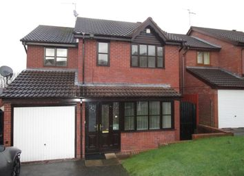 Thumbnail 4 bedroom detached house for sale in Claremont Road, Penn Fields, Wolverhampton