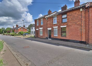Thumbnail 2 bed cottage for sale in Norwich Road, Dickleburgh, Diss