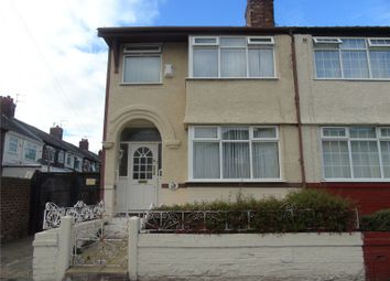 Thumbnail 3 bed end terrace house for sale in Bedford Road, Walton, Liverpool