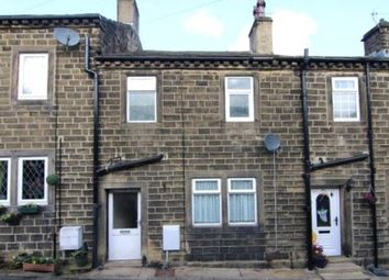 Thumbnail 2 bed terraced house to rent in Chapel Road, Steeton, Keighley, West Yorkshire