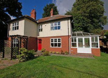 Thumbnail 3 bed detached house for sale in North Road, Ponteland, Newcastle Upon Tyne