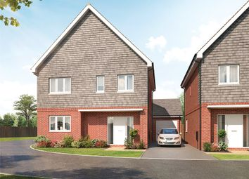 Thumbnail 4 bed semi-detached house for sale in Old Hamsey Lakes, South Chailey, Lewes