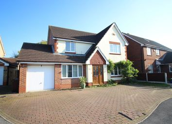 Thumbnail 4 bed detached house for sale in Lytham Close, Normanton