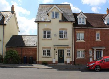 Thumbnail 4 bed town house to rent in Ridgeway Road, Gillingham